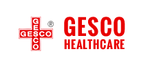 Gesco Healthcare | Innovative Medical Implants & Surgical Instruments Sticky Logo
